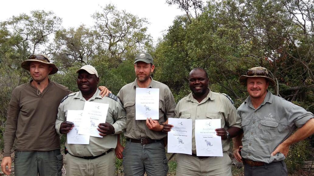 Achieving Incredible Accolades – Senior Trackers At Tanda Tula