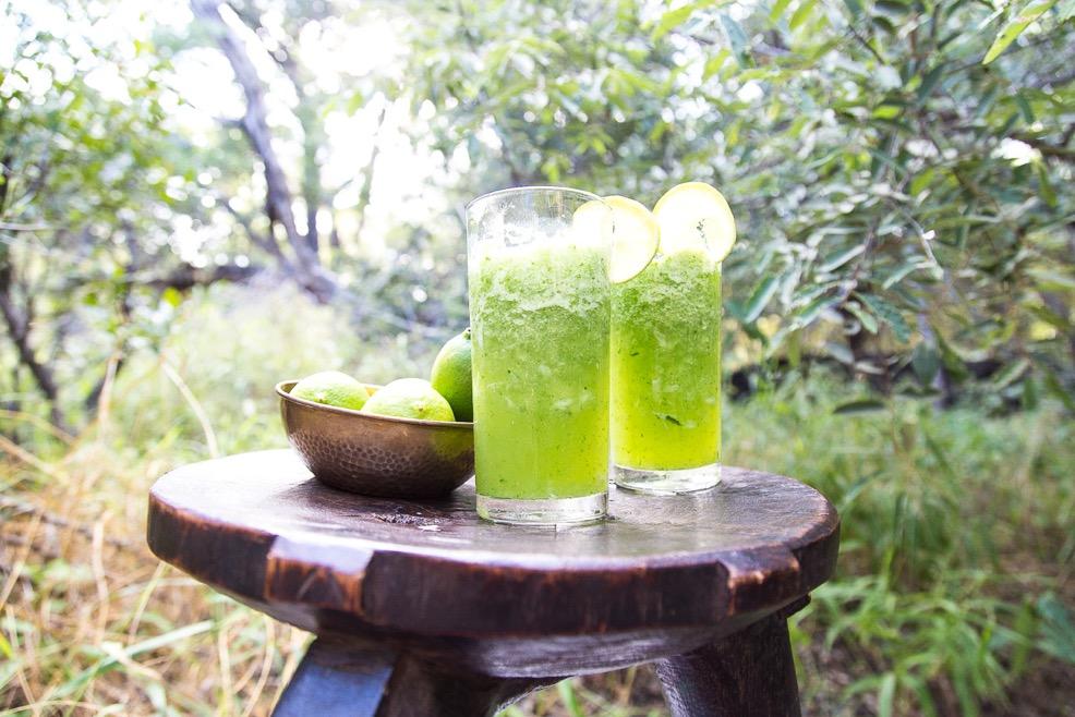 Tanda Tula Cucumber Lime Cocktails