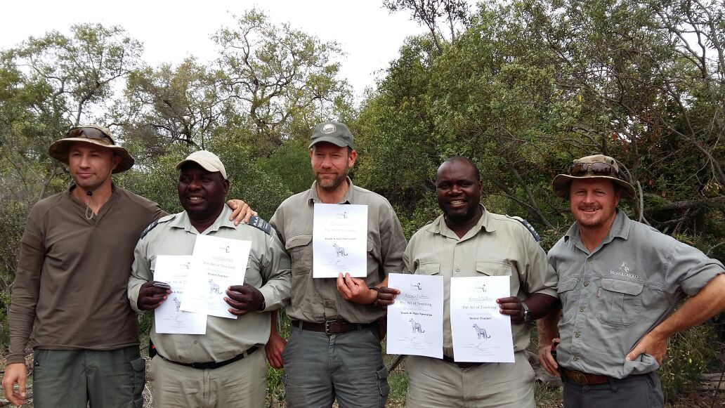 Achieving Incredible Accolades – Senior Trackers At Tanda Tula