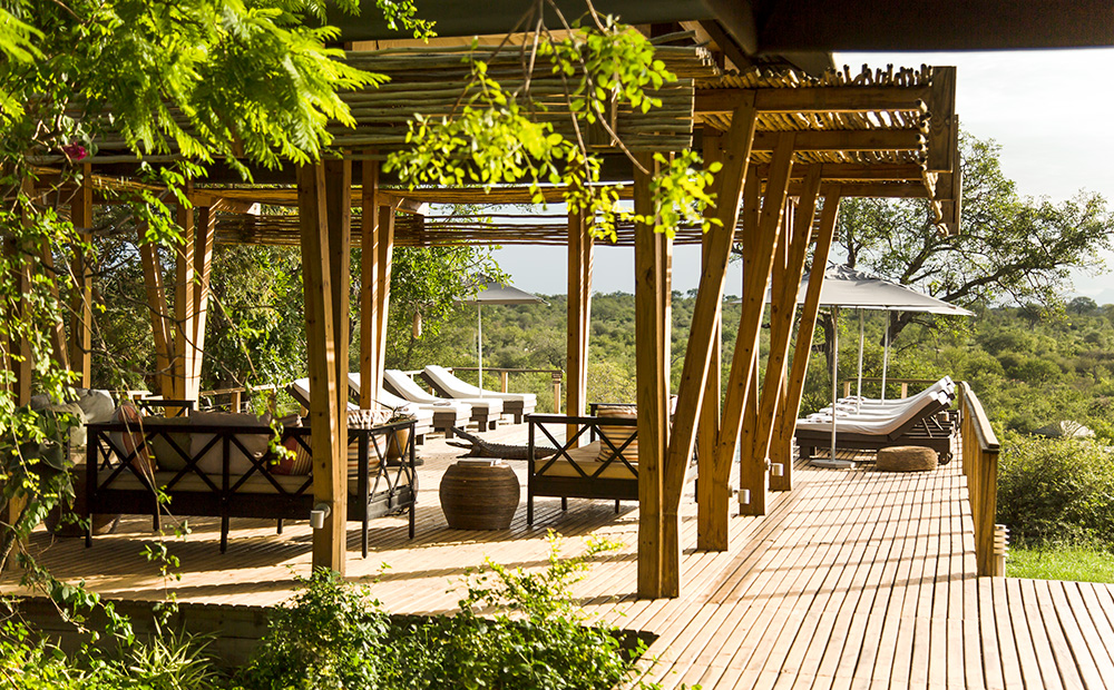 The Exquisite Simbavati Hilltop Lodge