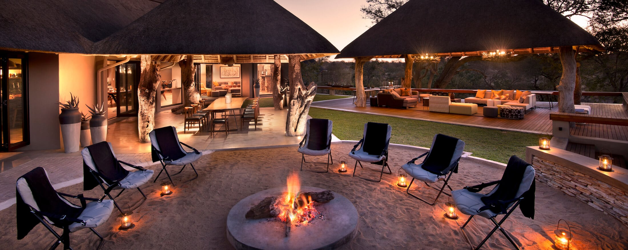 The Stunning Rockfig Safari Lodge