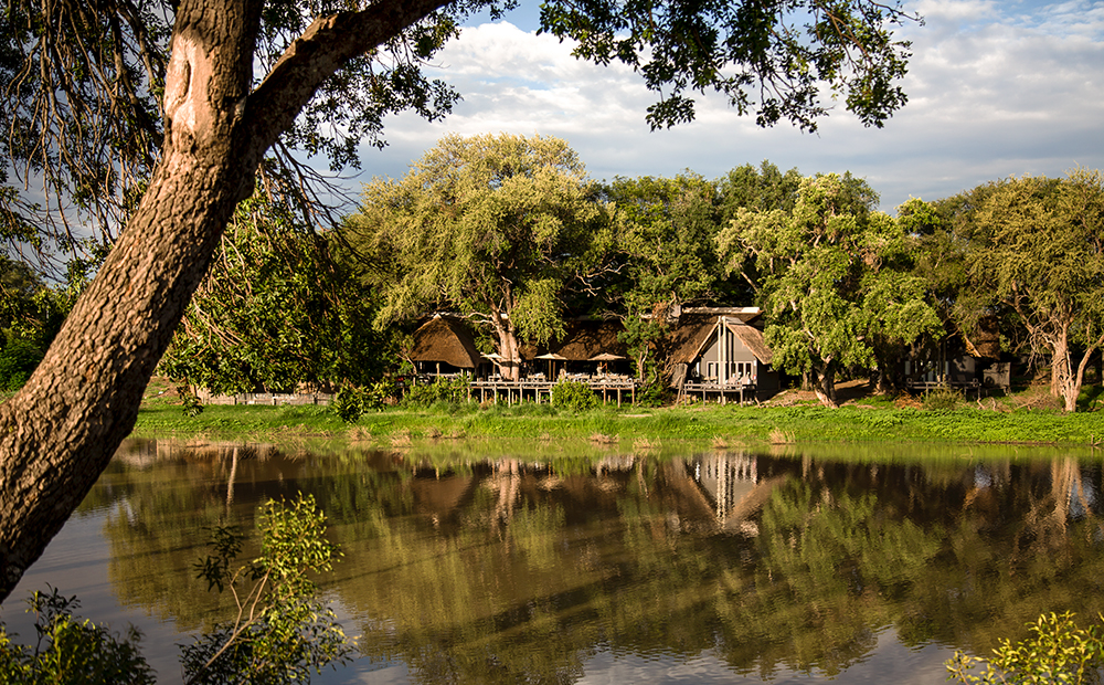 The Magnificent Simbavati River Lodge