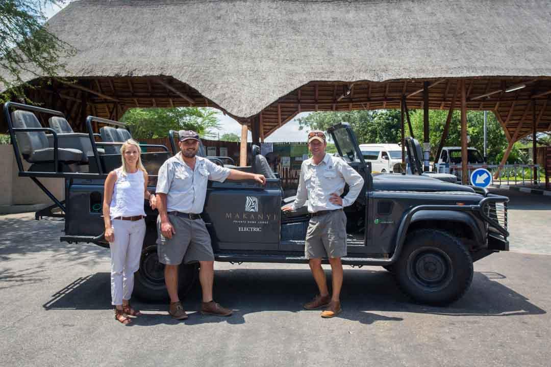 Electric Safari Picture