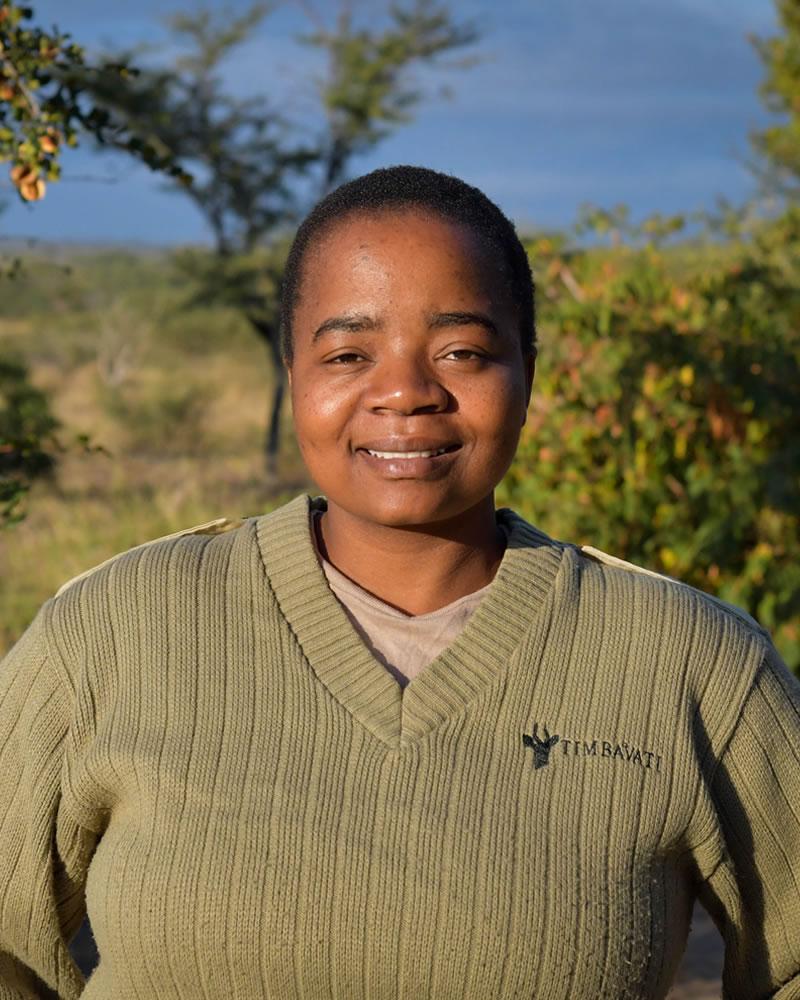 Precious Makuleke